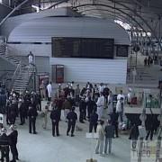 Simulation Accident TGV