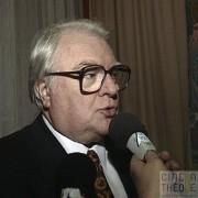 Elections Municipales 1995 / Déclaration Pierre Mauroy