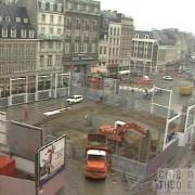 Fouilles archéologiques / Lille Grand'Place